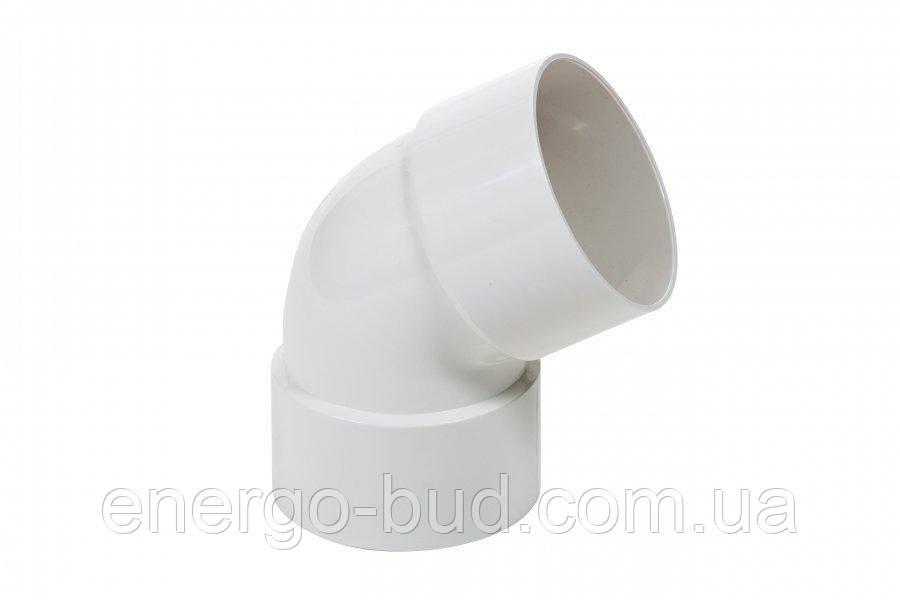 Коліно дворострубне Profil 75 біле