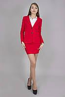 Стильный классический пиджак на пуговицах, фото 1