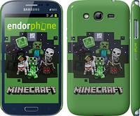 "Чехол на Samsung Galaxy Grand Duos I9082 Minecraft ""773c-66"""
