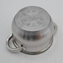 Набор кастрюль Benson BN-212 (ёмкость 2,1 л, 2,1 л, 2,9 л, 3,9 л, 6,5 л), фото 3