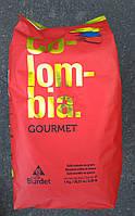 Кофе в зернах Cafe Burdet Colombia Gourmet 1кг в зернах 100% арабика