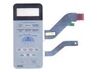 Сенсорная панель SAMSUNG G2739NR-S/BWT СЕРЕБРИСТАЯ DE34-00115E для микроволновой печи