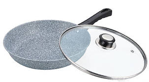 Глубокая сковорода Benson BN-518 (24*7см), фото 2