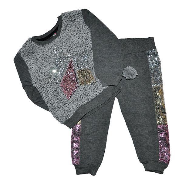 """Детский """"звезда"""" костюм для девочек  на (травка-флис) ,размер 1-4 года . (4 ед в уп)"""