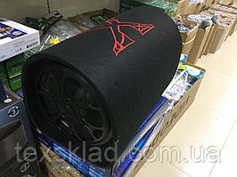 "Автомобильная акустика Савбуфер X-Bass 10"" (12/220V-USB-Bluetooth)"