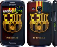 "Чехол на Samsung Galaxy S3 mini Барселона 1 ""326c-31"""