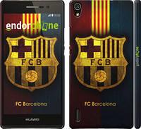 """Чехол на Huawei Ascend P7 Барселона 1 """"326c-49"""""""