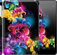 """Чехол на iPad mini 2 (Retina) Абстрактные цветы """"511c-28"""""""