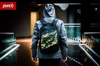 Рюкзак для города PUNCH BlackCamo, спортивный рюкзак, фото 3