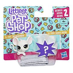 Lps littlest pet shop игрушки Набор: Два пета (E0949 MOUSE GUINEA PIG 2 PACK)