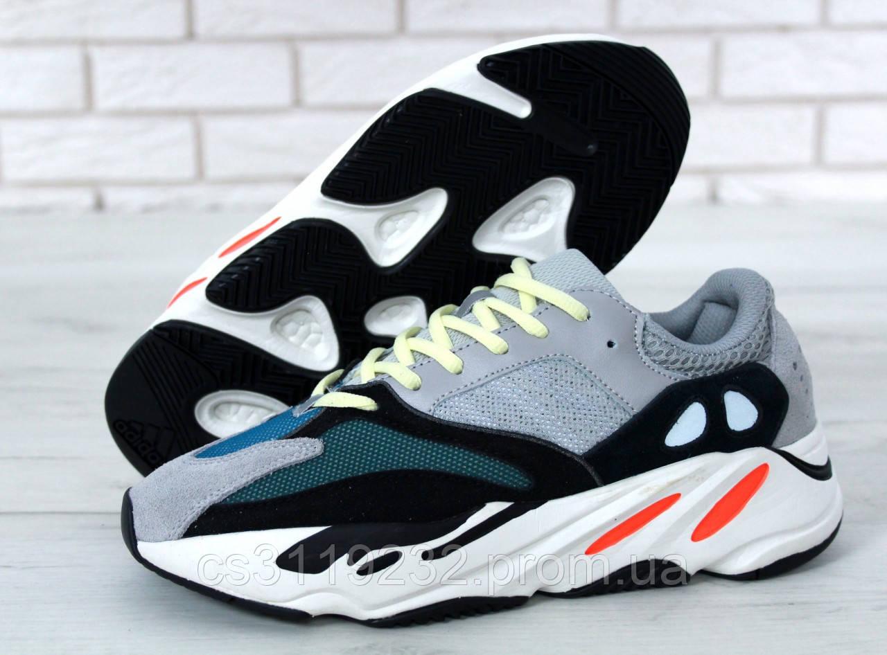 Женские кроссовки Adidas Yeezy Boost 700 Wave Runner (многоцветные)