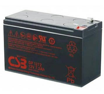 Аккумулятор CSB GP1272 F2 ( 12в 7,2Ач )