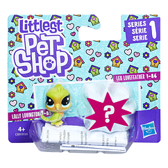 Lps littlest pet shop игрушки Набор: Два пета (Love Birds (C3009))