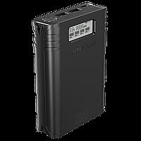 Зарядное устройство для аккумуляторов Nitecore F4 четырехканальное  + Power Bank