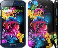 """Чехол на Samsung Galaxy Grand Duos I9082 Абстрактные цветы """"511c-66"""""""