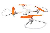 Квадрокоптер Helicute H828HW с камерой Wi-Fi и барометром (белый)