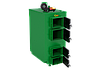 САН- ПТ (CAH-PT) котлы   длительного горения на бытовых отходах мощностью 56 кВт, фото 4