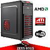 Недорогой Cовременный Игровой ПК ZEVS PC 8915 (Varian) Athlon X4 870K +RX 550 4GB + Игры