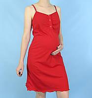 Женская сорочка (красный)