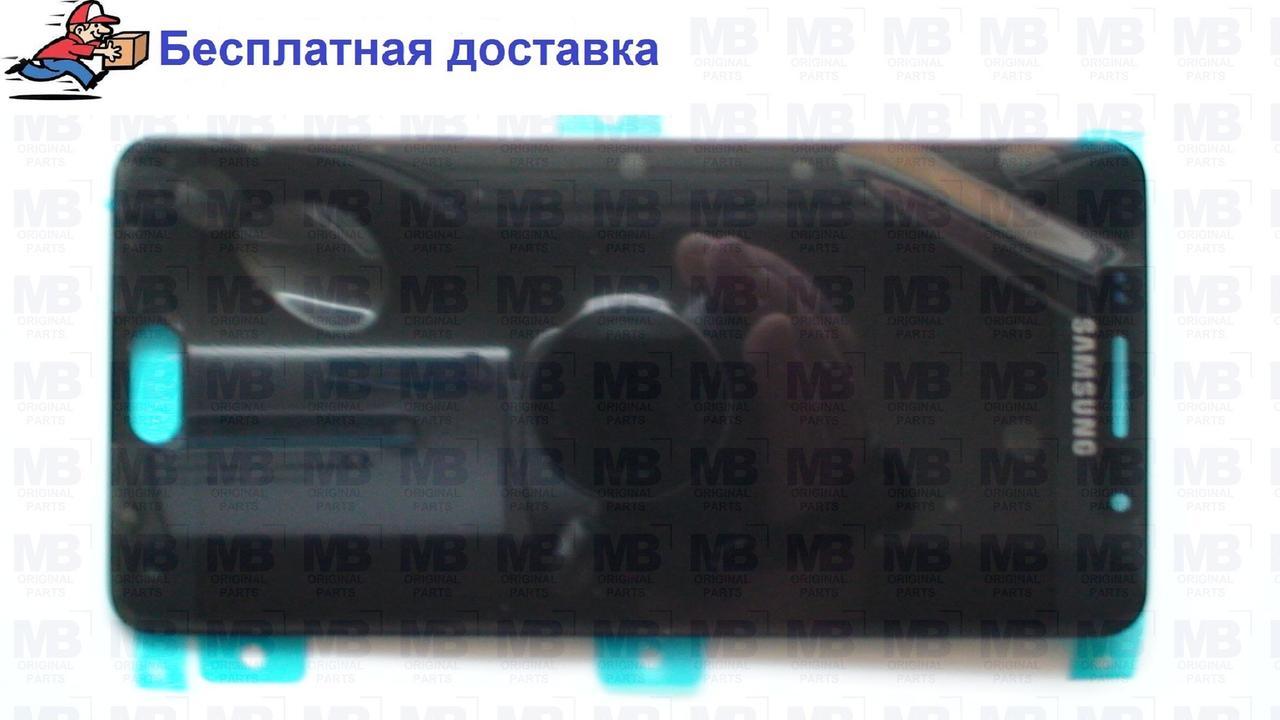 Дисплей с сенсором Samsung A510 Galaxy A5 Black оригинал, GH97-18250B