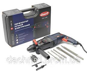 Перфоратор Craft CBH 1100 DFR, фото 2