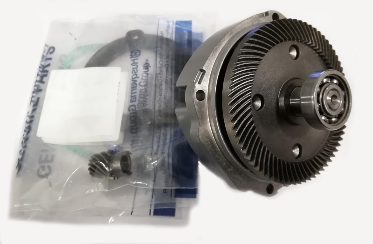 Фланец в комплекте с подшипником для резака Husqvarna K 4000 Wet (редуктор)
