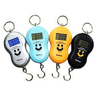 Ручные электронные весы-кантер до 40кг