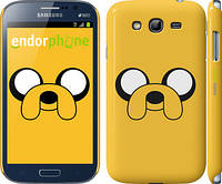 "Чехол на Samsung Galaxy Grand Duos I9082 Adventure Time. Jake ""1121c-66"""