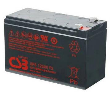 Акумулятор CSB UPS12580 ( 12в 10,5 Ач )