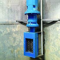 Дробарка для стічних вод для каналізації Franklin Miller Inline (подрібнення дерева, резини, текстилю, металу), фото 3