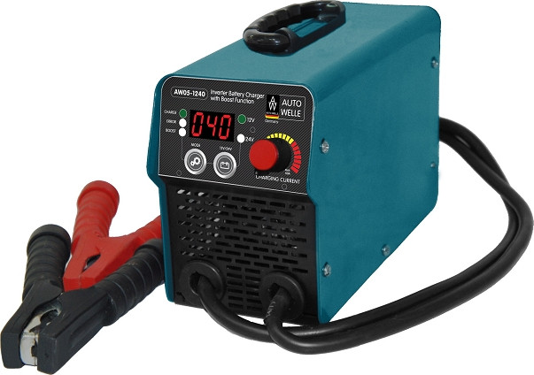 Пуско-зарядное устройство Auto-Welle AW 05-1240 (Германия)