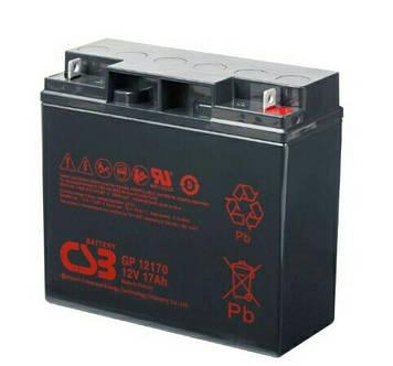 Аккумулятор CSB GP12170B1 ( 12в 17Ач )