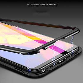 Магнитный чехол (Magnetic case) для Huawei P30 Pro
