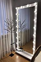 """Напольное зеркало с подсветкой """"Фози"""". Возможны изменения и дополнения."""