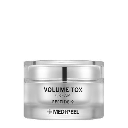 MEDI PEEL Volume TOX  Антивозрастной Крем с 9 пептидами повышающий упругость 50г