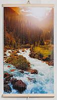 Настенный инфракрасный обогреватель-картина, Трио, Горная Река, 1000714-Other-8
