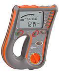 Перевірка якості електромонтажних робіт в новобудові мегометром  Sonel MIC 2510