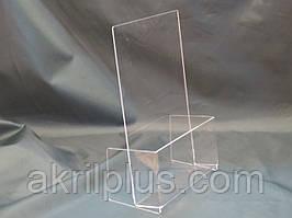 Буклетниця А4 формату вертикальна