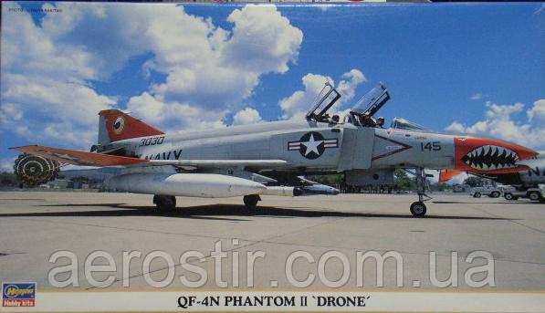 QF-4N Phantom II 'Drone' 1/72 Hasegawa 00604