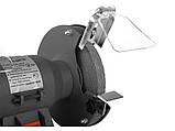 Точильный станок энергомаш тс 60127 (125 мм, 230 Вт), фото 3