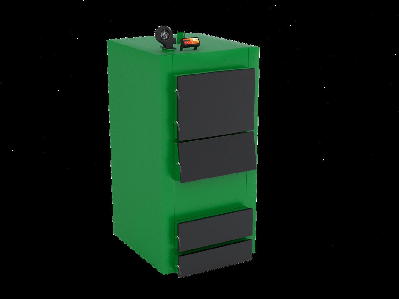 САН- ПТ (CAH-PT) промышленный  котел  на твердом топливе длительного горения мощностью 120 кВт