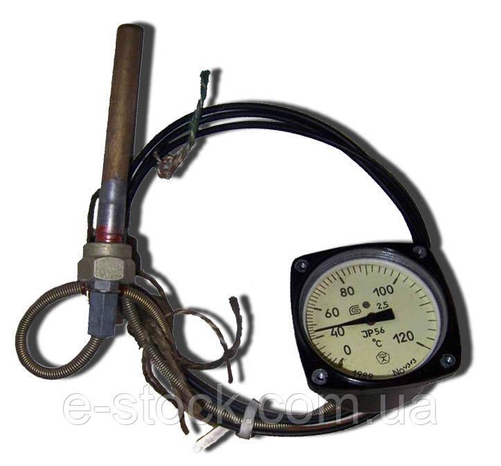 Термометр манометрический ТКП-60 3М