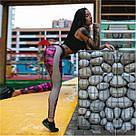 Лосины для фитнеса леггинсы для спорта №32 (М) спортивные, фото 2