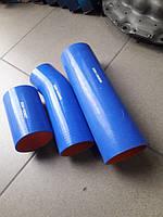 Патрубки радиатора камаз (комплект из 3х) силикон