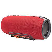 Беспроводная колонка LZ Xtreme mini Red блютуз подключение портативная музыкальная Bluetooth USB microSD, фото 2