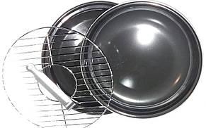 Антипригарная сковородка для гриля Benson BN-802, фото 3