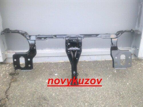 Панель передняя на Daewoo Lanos