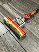 Швабра для влажной уборки с губкой-валиком Wonder Mop