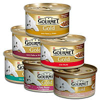 Консерва Purina Gourmet Gold террін шматочки в паштет 85г