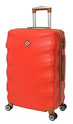 Дорожный чемодан Bonro Next (средний). Цвет красный.